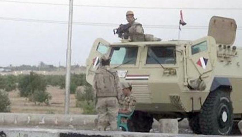 مقتل شرطيين وجندي في 3 هجمات مسلحة شمال سيناء