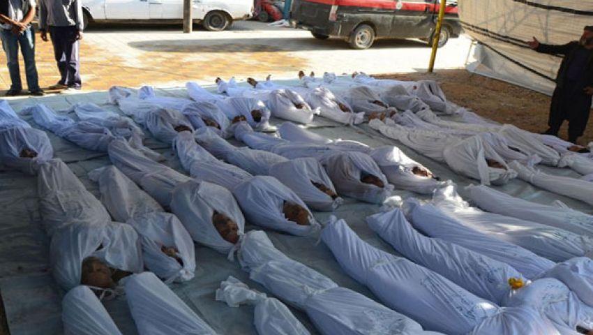 السلاح الكيميائي يضرب السوريين في الخارج