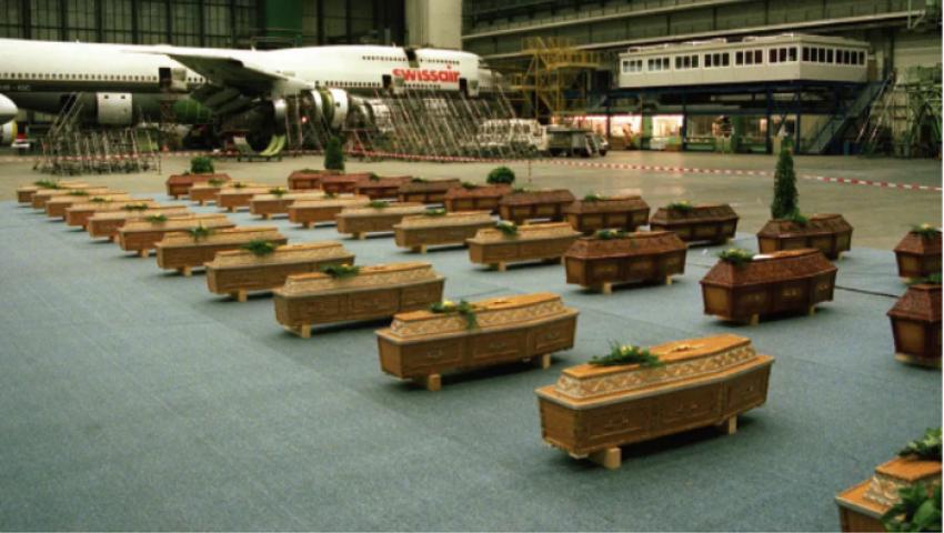 صحيفة سويسرية تحيي ذكرى مذبحة الأقصر 1997