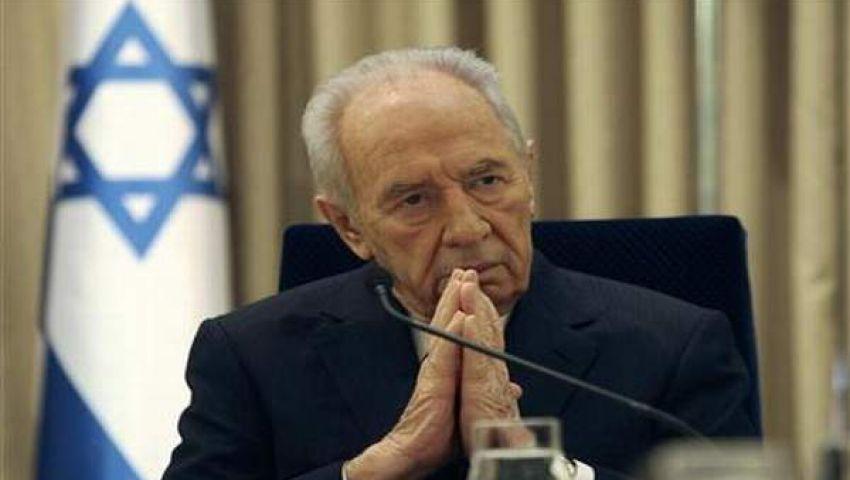 بيريز: عباس سيكون الأب المؤسس للدولة الفلسطينية الحديثة