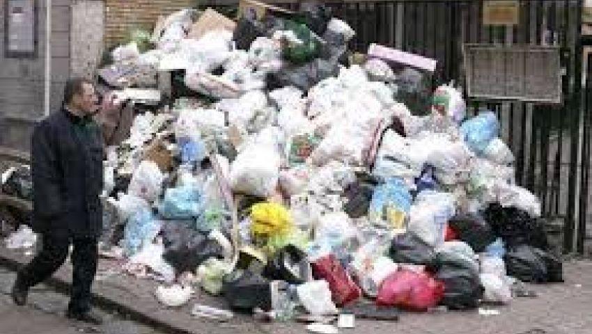 البحث عن مقالب قمامة جديدة لحل مشاكل النظافة بالإسكندرية