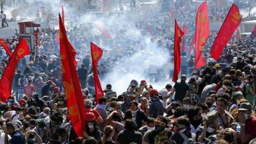 وفاة أحد متظاهري ميدان تقسيم