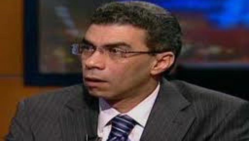 ياسر رزق: مكرم نقابى واعد ونقيب فاشل