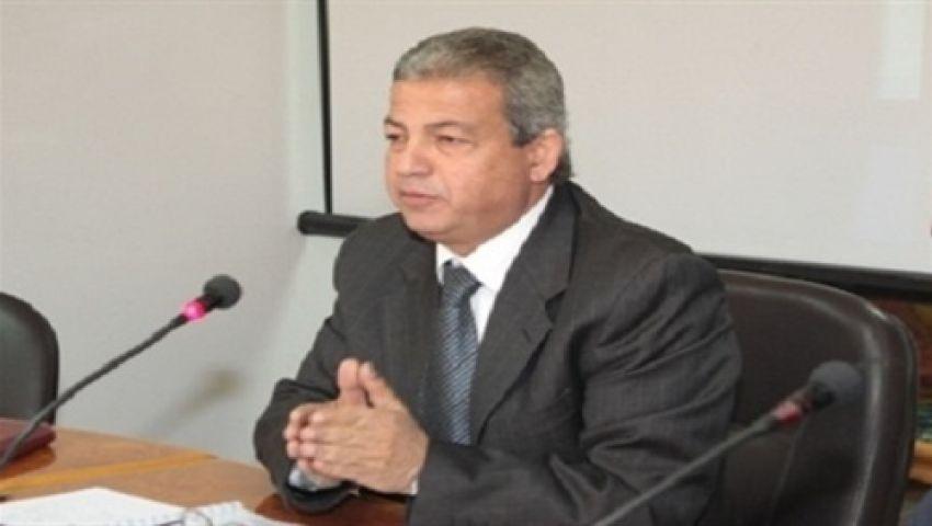 فيديو.. وزير الشباب يدعو طلاب المدن الجامعية للاقتراع
