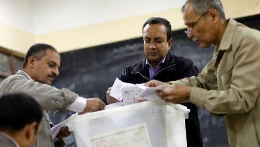 ننشر النتيجة النهائية للاستفتاء بمحافظة بنى سويف
