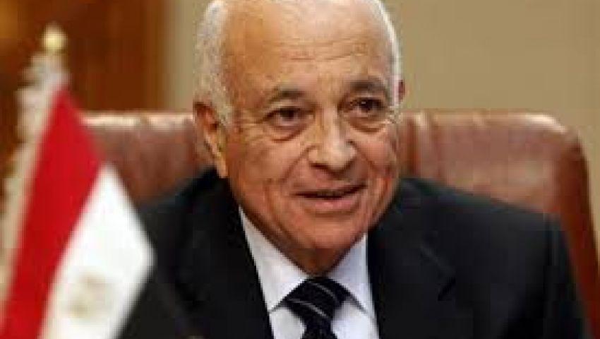 العربي يعود من عمان بعد الاجتماع مع كيري