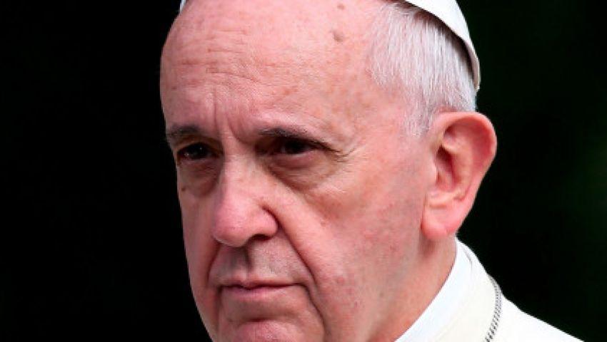 بابا الفاتيكان يبارك التدخل العسكري في العراق