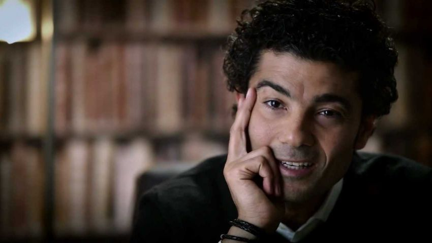 خالد النبوي يدعو العالم للاحتفال بقناة السويس الجديدة