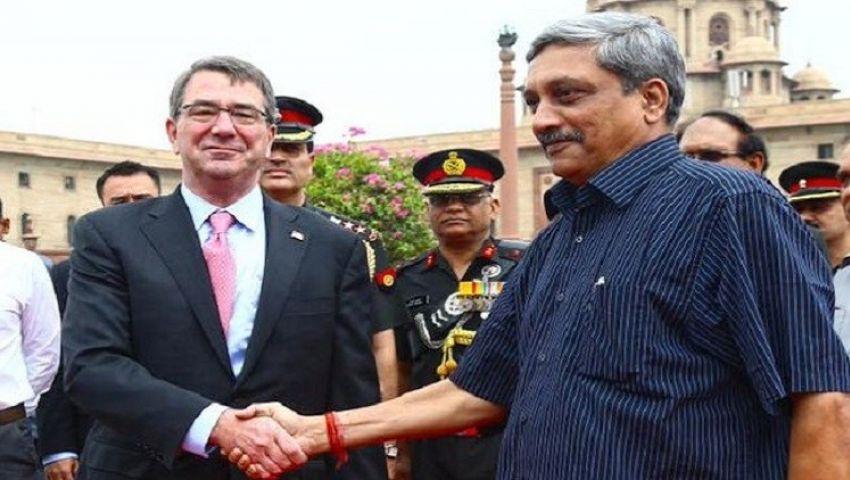 كارتر يسافر إلي الهند لبحث التعاون الدفاعي مع نيودلهي