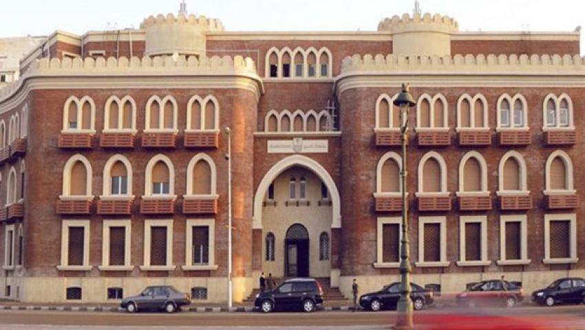 وقفة بجامعة الإسكندرية للإفراج عن الطلاب المعتقلين