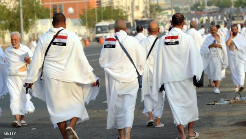 518 حاجا من القاهرة والسويس ينطلقون اليوم للمدينة المنورة