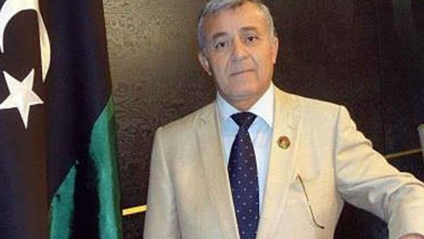 أبو سهمين يطالب الليبيين بإنتخاب لجنة الدستور