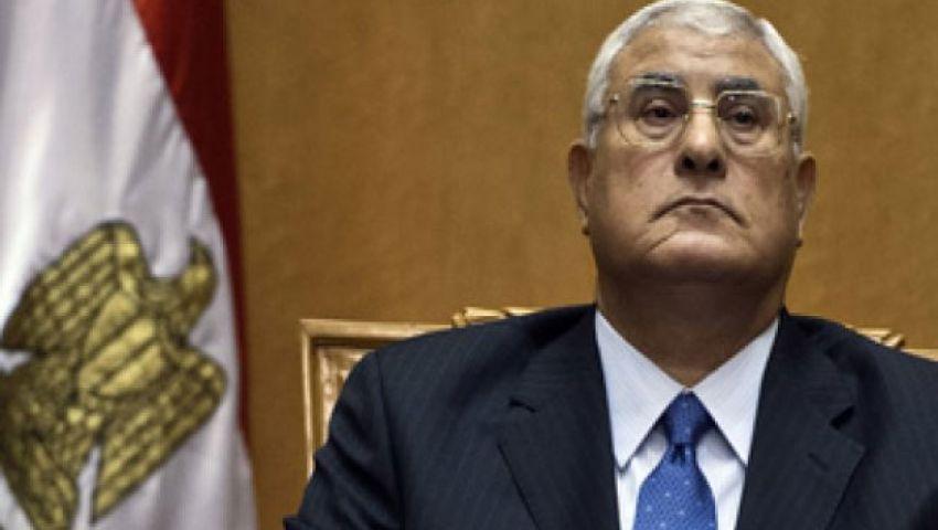 ثوار مصر: لقاء منصور زادنا إصرارا على نزول 25 يناير