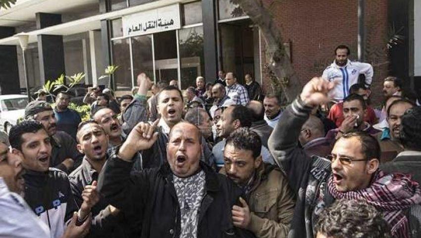 التيار الشعبي: احتجاز عمال النقل العام مخالف للدستور