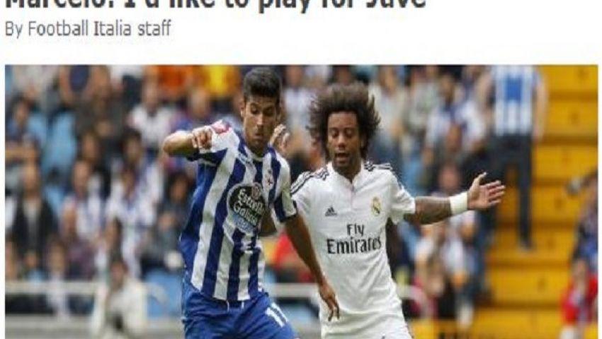 مارسيلو: أتمنى اللعب في يوفنتوس