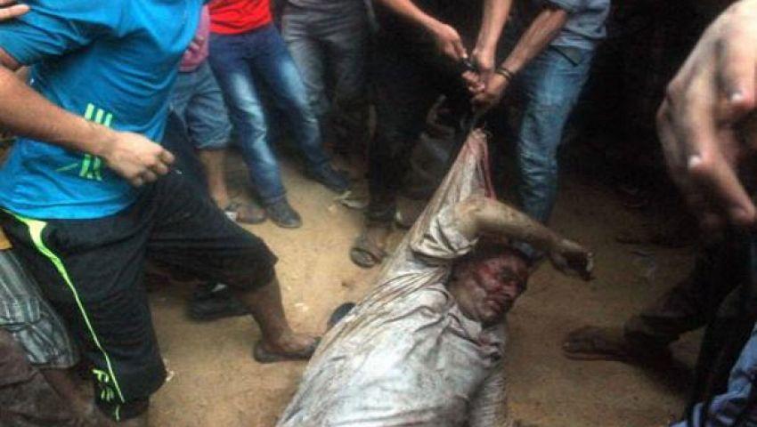 مصر العربية تنشر تفاصيل حادثأبو النمرس