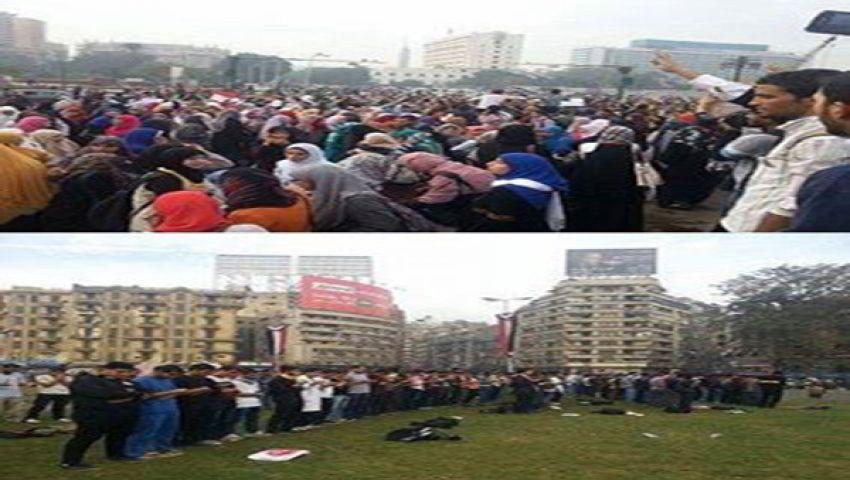 شباب 18 تدخل ميدان التحرير للمرة الثالثة