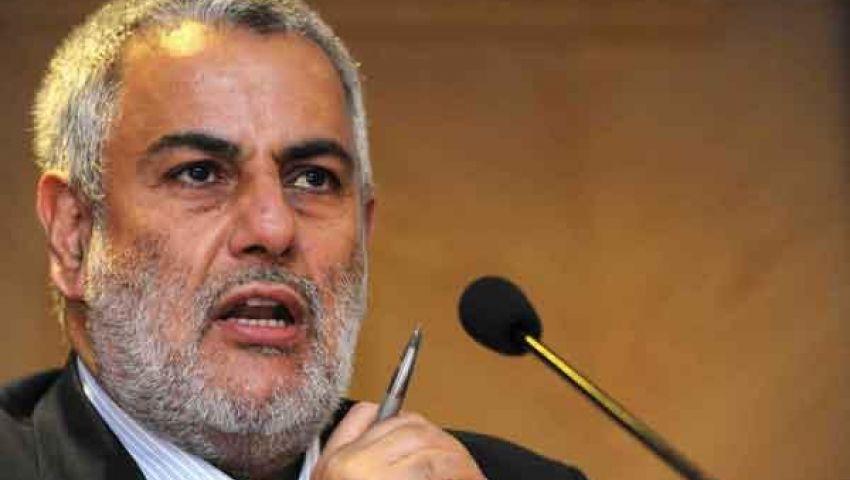 نائب بنكيران: لا مبرر للانقلاب على الشرعية بمصر