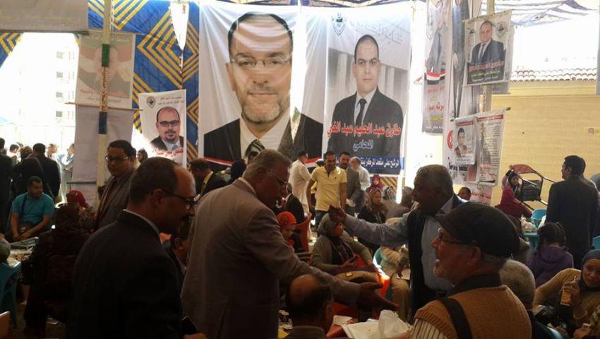 نبيل عبد السلام نقيبًا للمحامين بالإسماعيلية