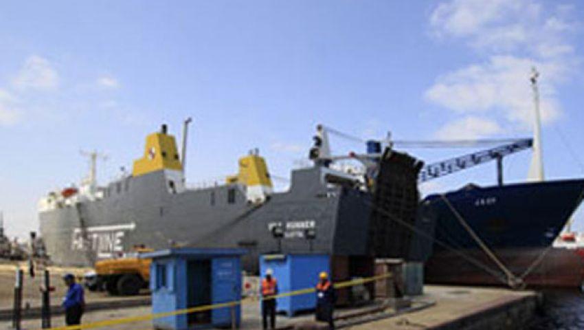 وصول 28 ألف طن بنزين لميناء الإسكندرية