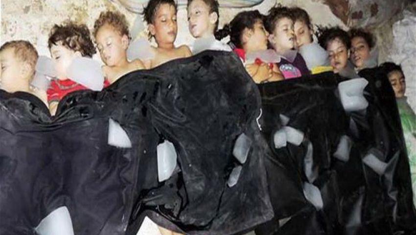 أطباء بلا حدود: 355 قتيلاً في الهجوم الكيميائي بسوريا