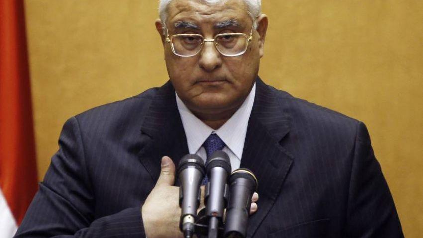رئيس الحكومة الليبى ووزير الدفاع يصلان القاهرة للقاء منصور