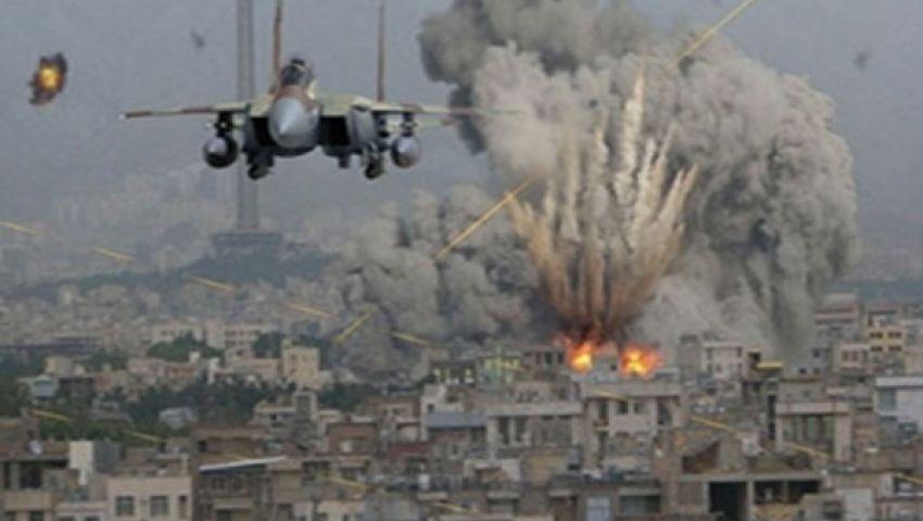 قصف إسرائيلي لغزة دون وقوع إصابات