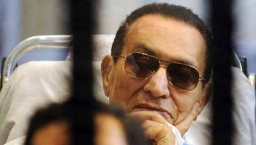 مصابو الثورة: سنواجه تبرئة مبارك بسلسلة بشرية
