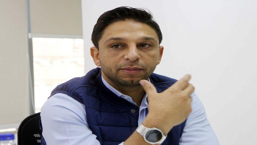 محمد فاروق لـ«مصر العربية»: مواجهة الأهلي و«كانو سبورت» صعبة لهذا السبب