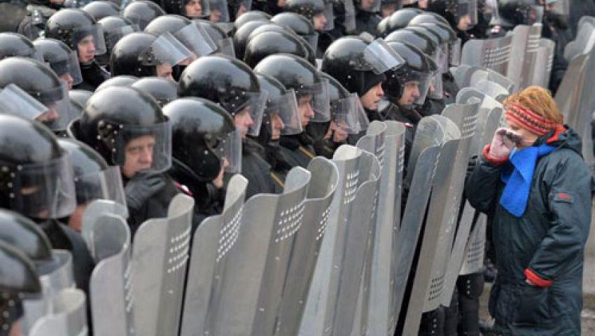 ج.بوست: الاحتجاجات الأوكرانية نار تحت رماد الهدنة