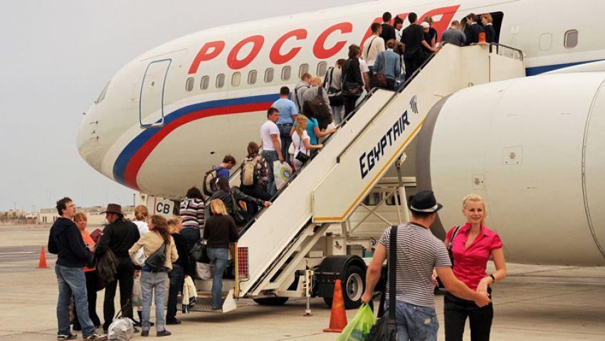 شركات أمن خاصة بالمطارات شرط عودة السياحة الروسية