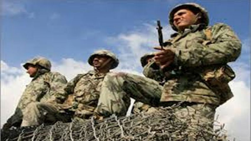 حرس الحدود تُحبط تهريب 24 بندقية آلية