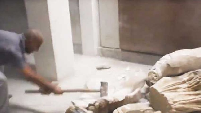 موقع أمريكي: داعش وحدها لم تذبح التاريخ
