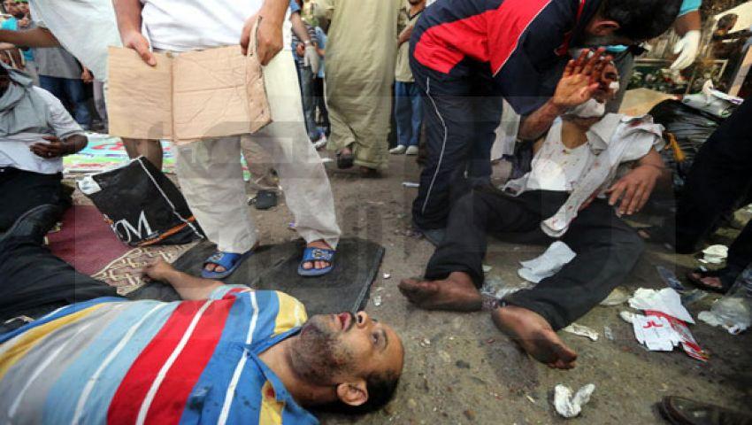 سكان عمارات العبور: ضرب النار بدأ من الحرس الجمهوري