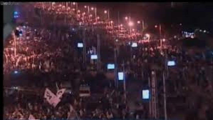متظاهرو الاتحادية يرفضون حكومة جديدة وتعديل الدستور