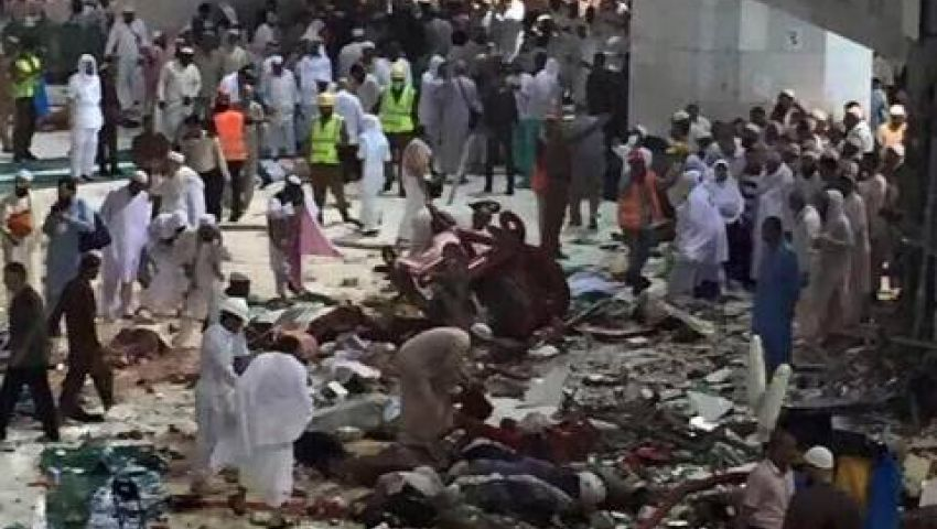 الصحة: وفاة اثنين من الحجاج المصريين بحادث الحرم المكي