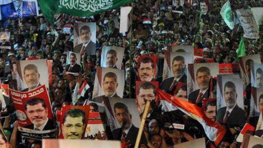 الأمن يفرق مسيرة لأنصار مرسى بأسيوط