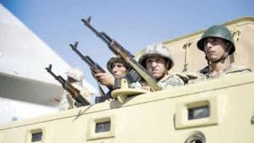 الجيش يطلق النار بكثافة بمنطقة فيصل