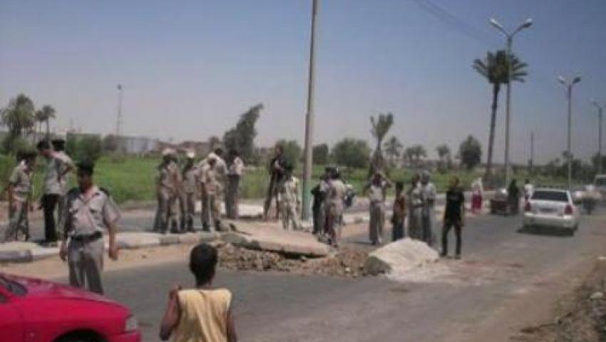 إصابة مواطن برصاص الشرطة في العريش
