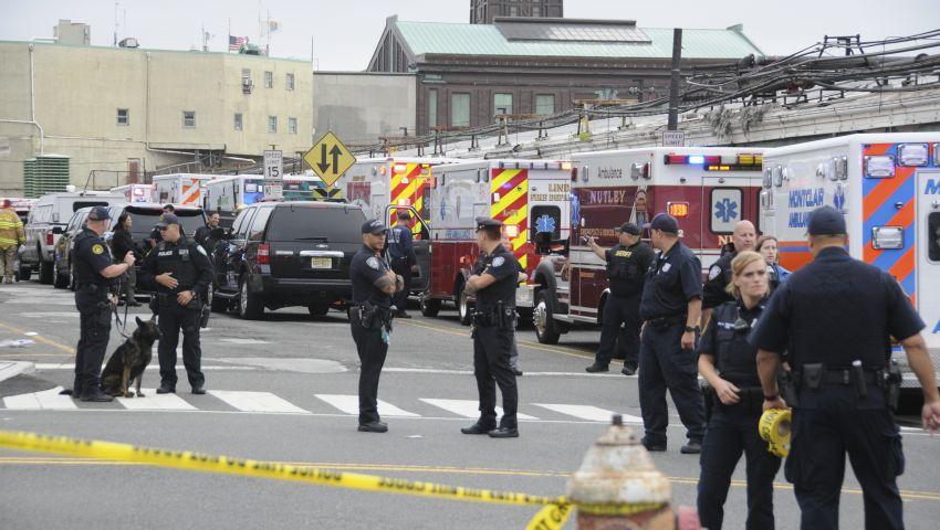 حاكم نيوجرسي: حادث القطار أدى إلى مقتل شخص وإصابة 108 آخرين