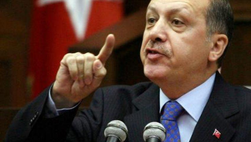 بالفيديو..أردوغان: مستعدون للدخول في أى تحالف دولى ضد سوريا