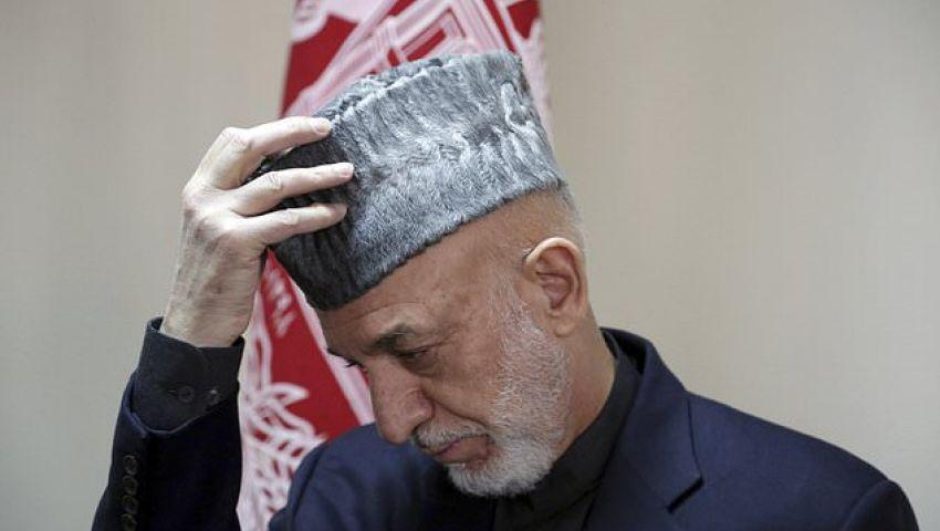 كرزاي لـ «أسوشيتدبرس»: أخشى على أفغانستان من المنافسات الإقليمية