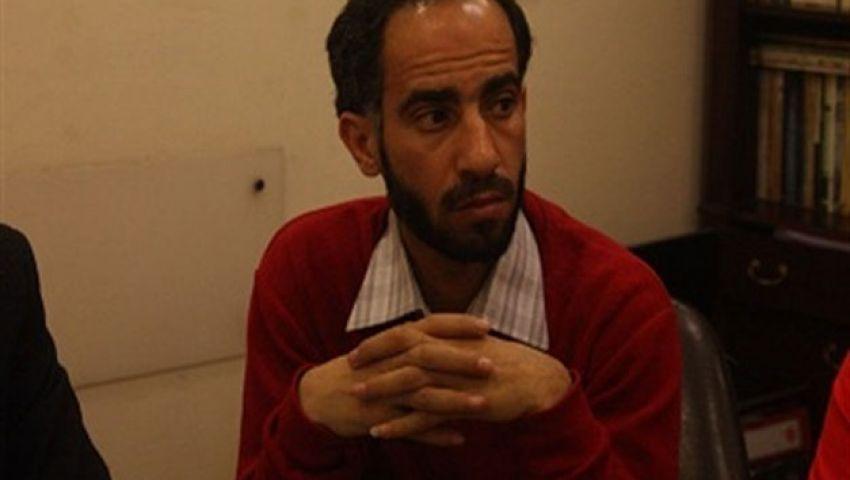 شريف الروبي: طارق الخولي اتفق مع لواء مخابرات لتفتيت 6 أبريل