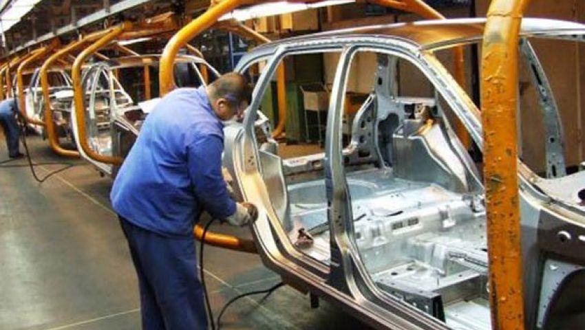 بالفيديو.. إنتاج أول سيارة نقل بمحرك مصري
