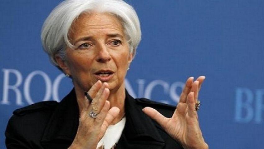 صندوق النقد يؤكد مشاوراته مع مصر لتقديم الدعم اللازم
