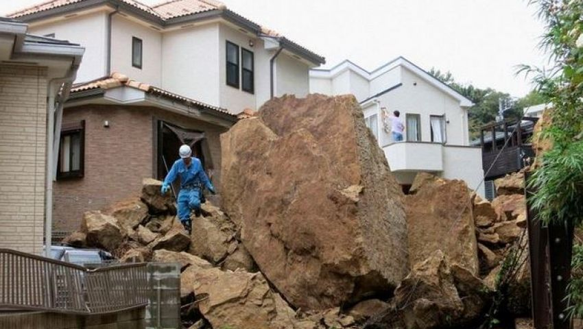 زلزال بقوة 6.1 ريختر يضرب جنوب اليابان