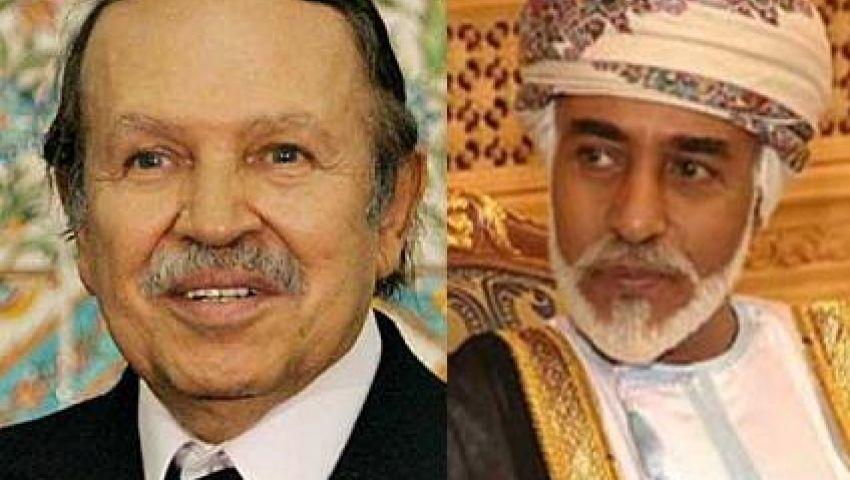 عُمان والجزائر.. حمامتا سلام بين العرب وإيران