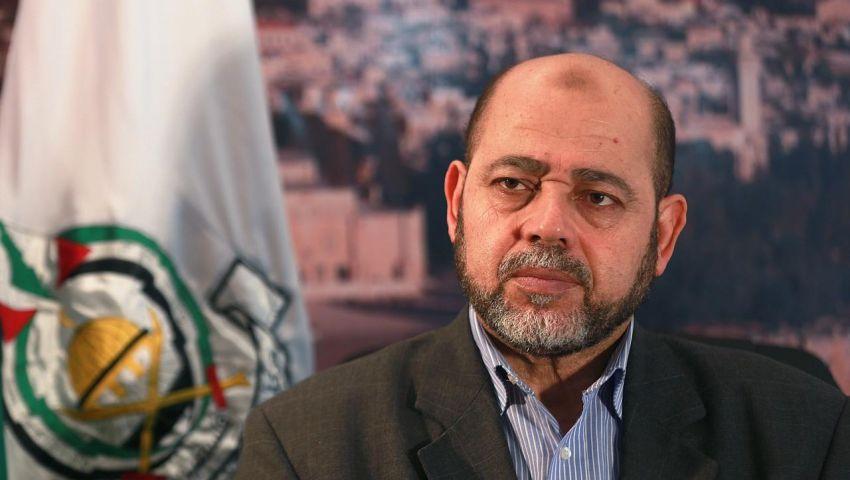 وفد حماس يصل القاهرة