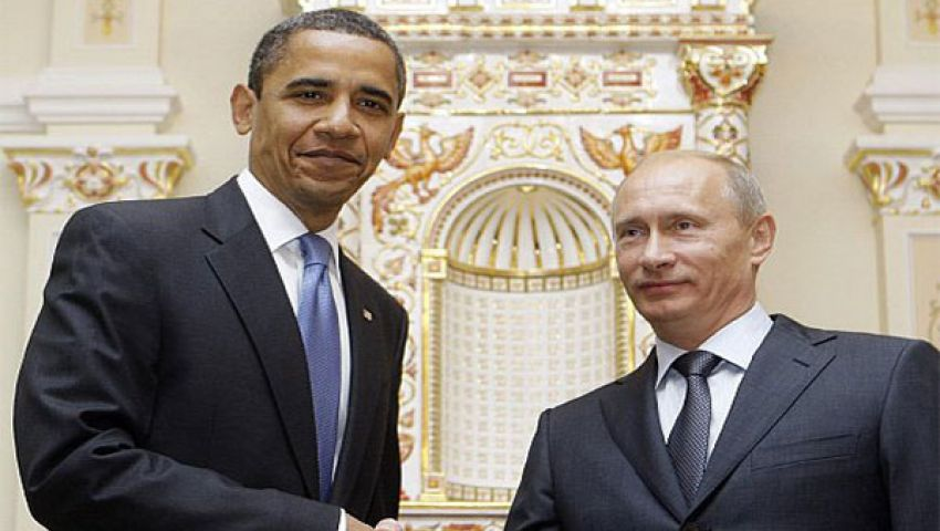 اختبار قوة بين أوباما وبوتين حول سوريا