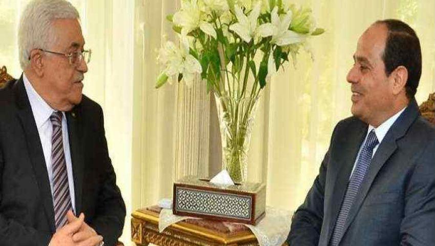 خبراء: زيارة أبومازن لمصر تعيد الأمل بتجديد المفاوضات